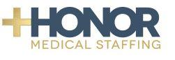 Honor Medical Staffing Company Logo