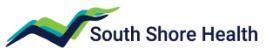 South Shore Health Company Logo