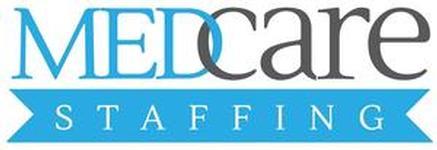 Medcare Staffing Company Logo