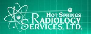 Hot Springs Radiology Company Logo