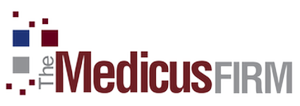 The Medicus Firm Company Logo