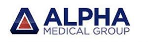 Alpha Medical Group Company Logo