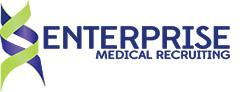 Enterprise Medical Recruiting Company Logo