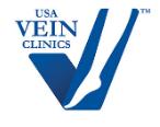 USA Vein Clinics Company Logo